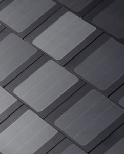 solar shingles from Tesla