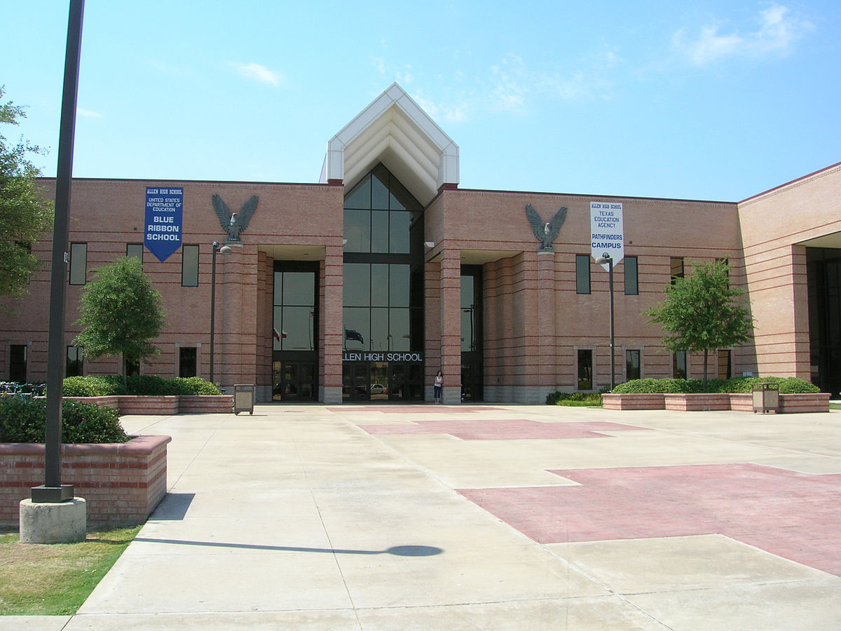 Allen Texas High School