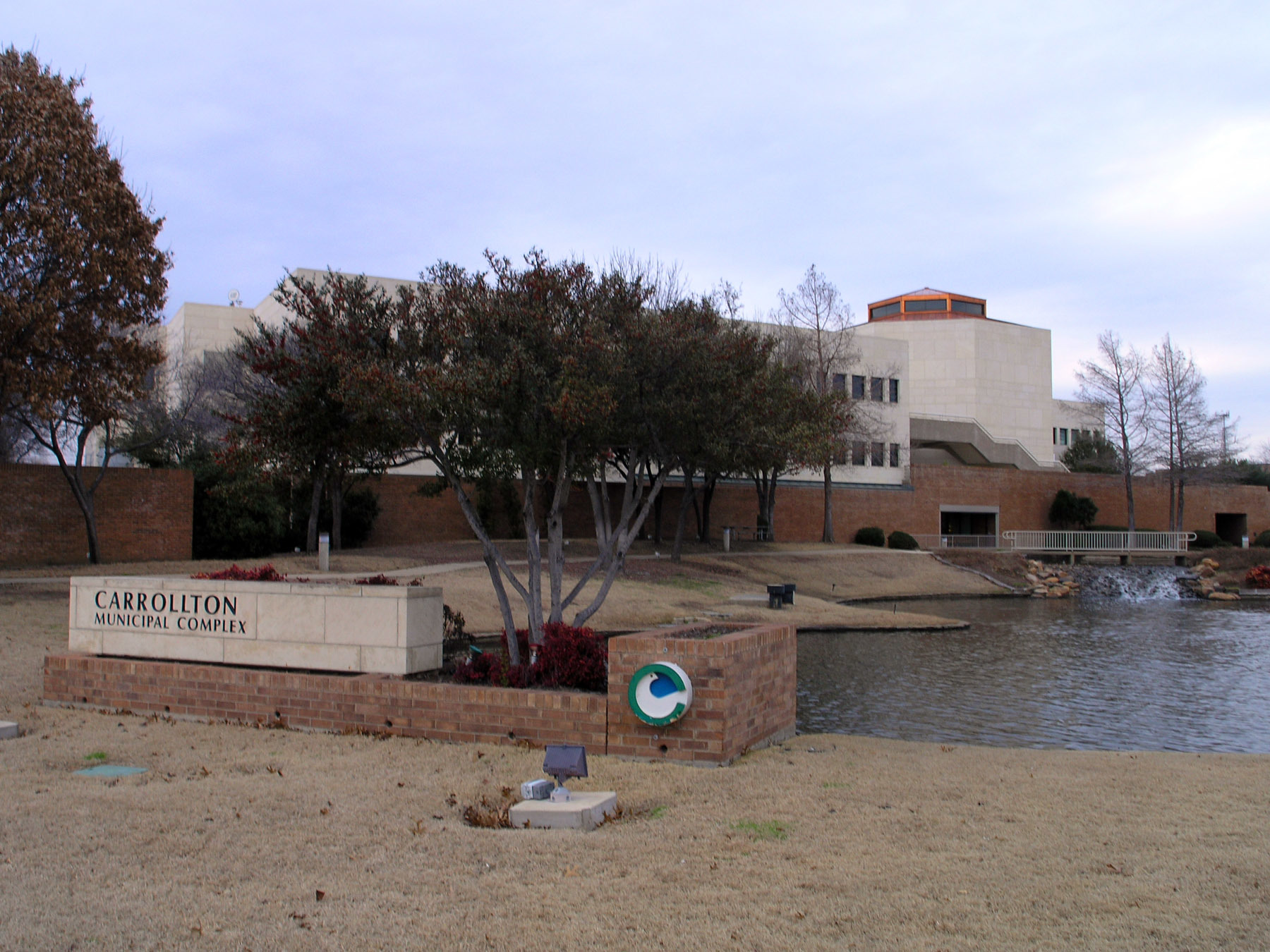 Carrollton Texas Municipal Facilities