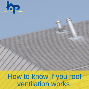 How does roof ventilation work SQ
